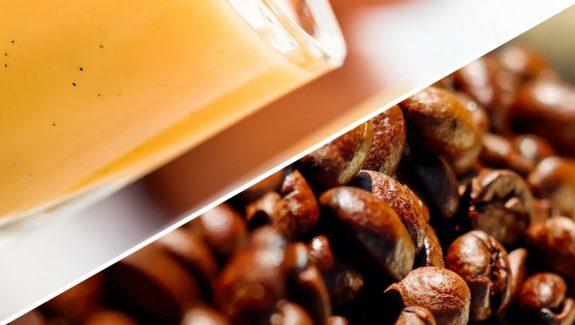 Mischgetränk Eierlikör Kaffee