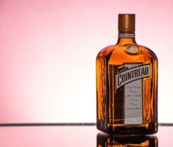 Eierlikör Cointreau Cocktail mit Rum und Orangensaft