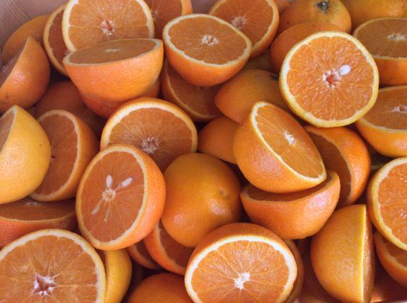 Eierlikör Orangensaft Ananas Bowle