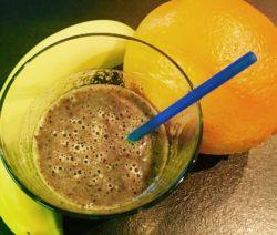 Orangen Eierlikör mit Bananengeschmack