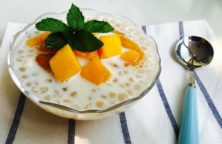 Eierlikör Mango Ananas Bowle