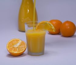 Eierlikör Sekt Orangensaft Cocktail