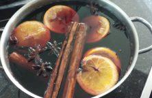 Glühwein Eierlikör Rezept mit Sahne