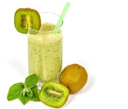 Kiwi Eierlikör Smoothie Rezept